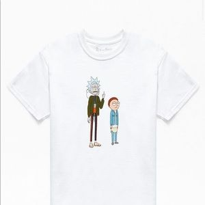 Rick and Morty Hype T-Shirt